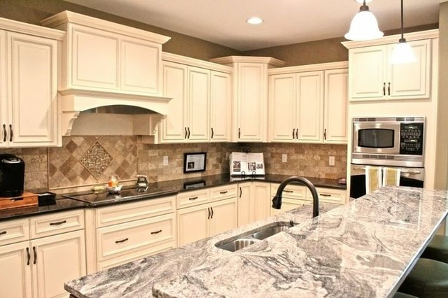 Кухонные фасады из эмали