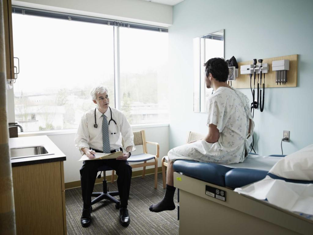 предстательная железа кальцинаты лечение