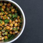 Жареный нут: рецепты приготовления