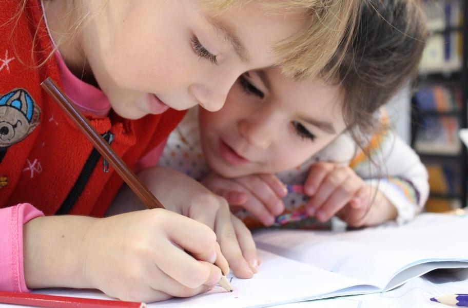 ученицы младших классов