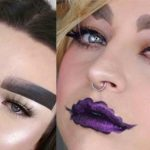Как выглядит вульгарный макияж?