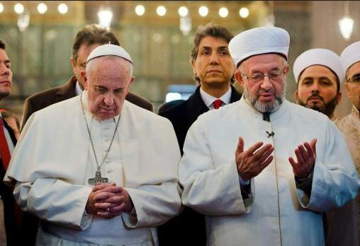 Мусульмане и христиане