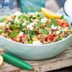 Необычные салаты из гречки: рецепты с фото