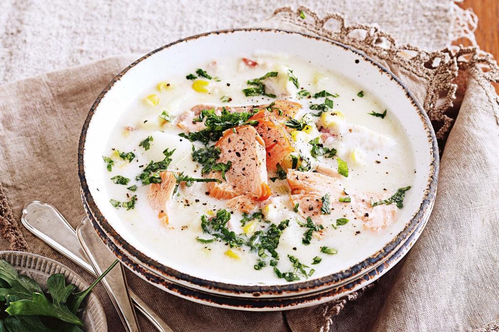 суп из рыбьих голов