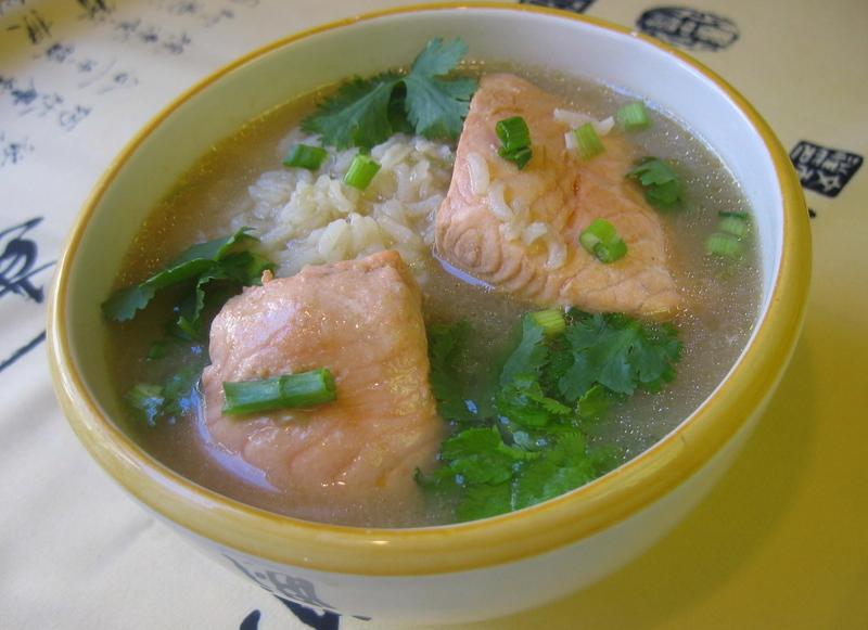 суп из рыбьих голов и хвостов 1