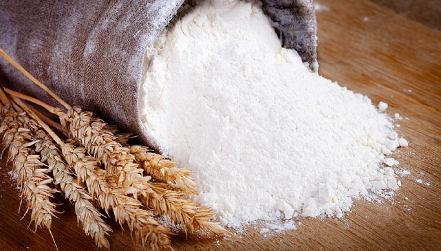 мука и пшеница