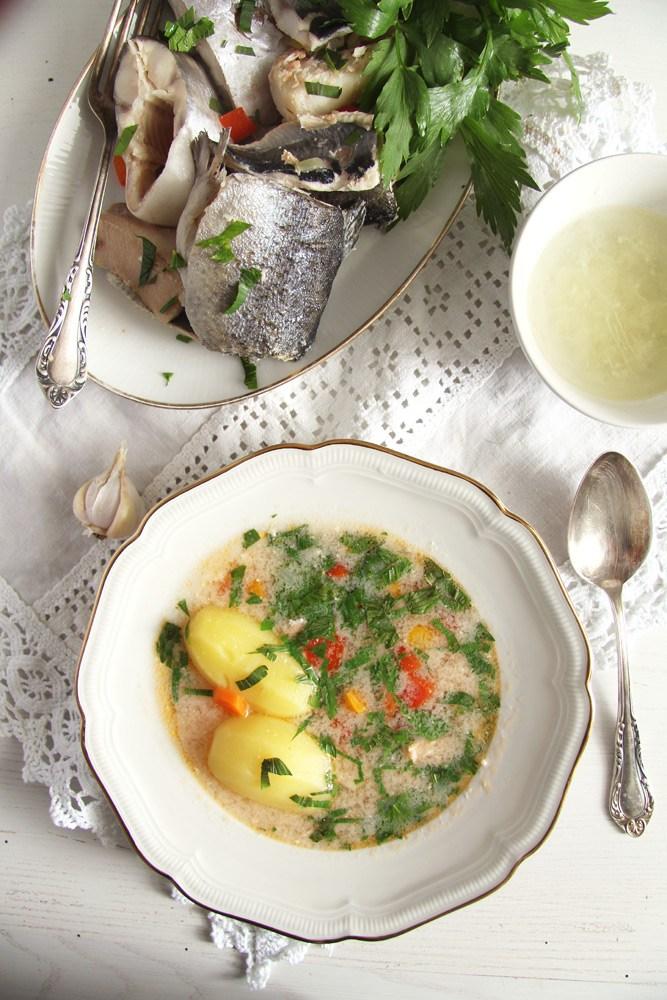суп из рыбьих голов 3