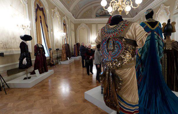 музей костюмов театра