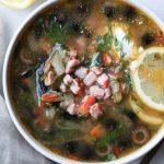 Солянка с оливками: рецепт, пропорции, порядок приготовления