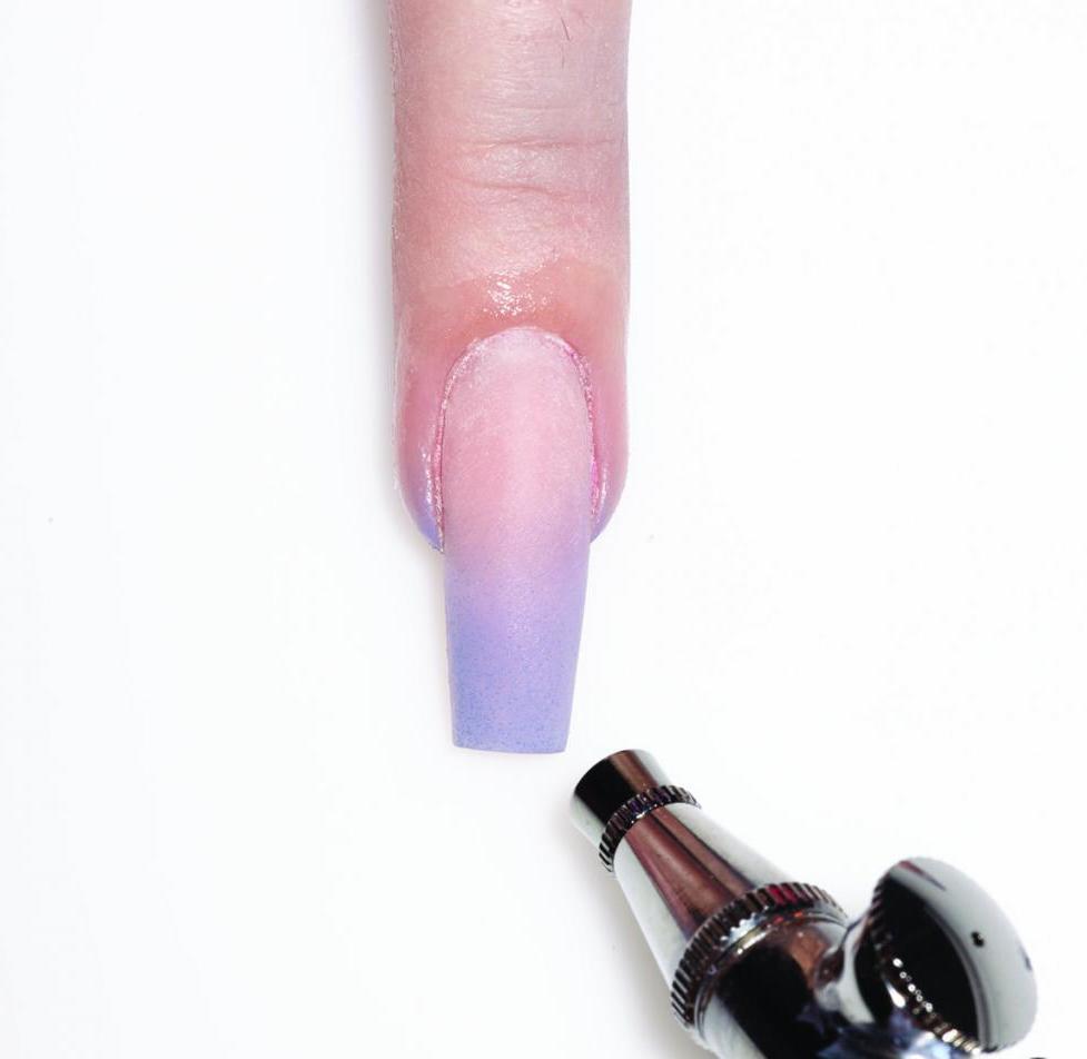 Распылитель для ногтей
