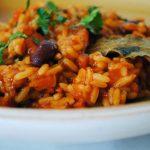 Плов с фасолью - рецепты и секреты приготовления