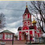 Крестовоздвиженский храм в Белгороде: его история, адрес, расписание богослужений