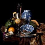 Восточный натюрморт: самобытность и гармония
