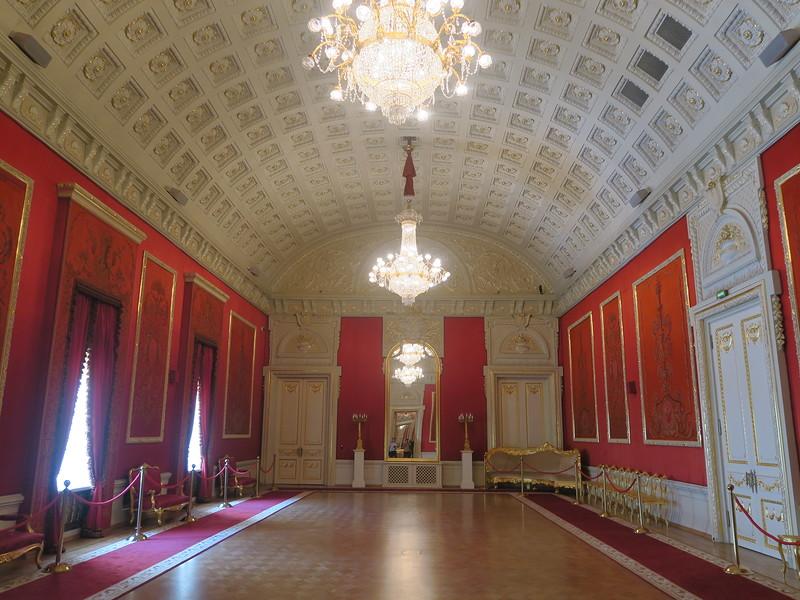 Красный акустический зал или Бетховен холл