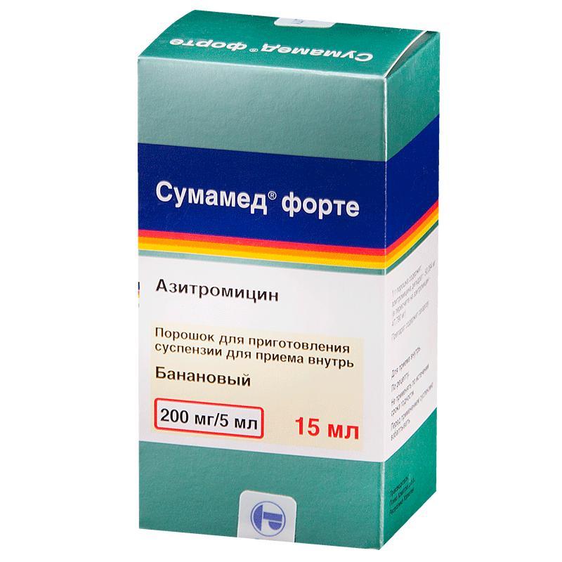 самый лучший антибиотик при бронхите