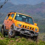 Suzuki Jimny — тюнинг автомобиля