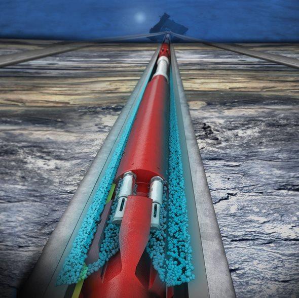 Газлифтный способ добычи нефти