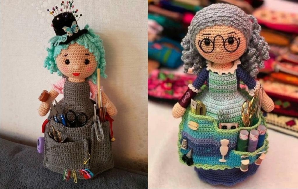 Кукла-органайзер