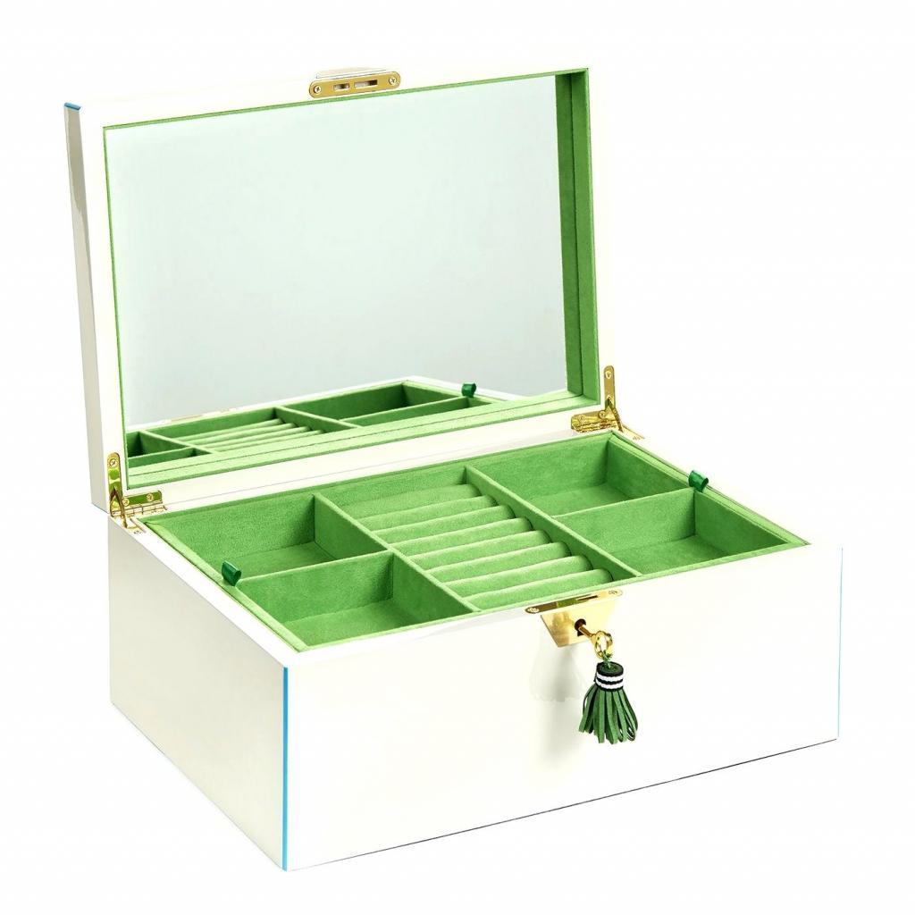коробочка для украшений как сделать