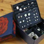 Как сделать коробочку для украшений своими руками: материалы, идеи и фото