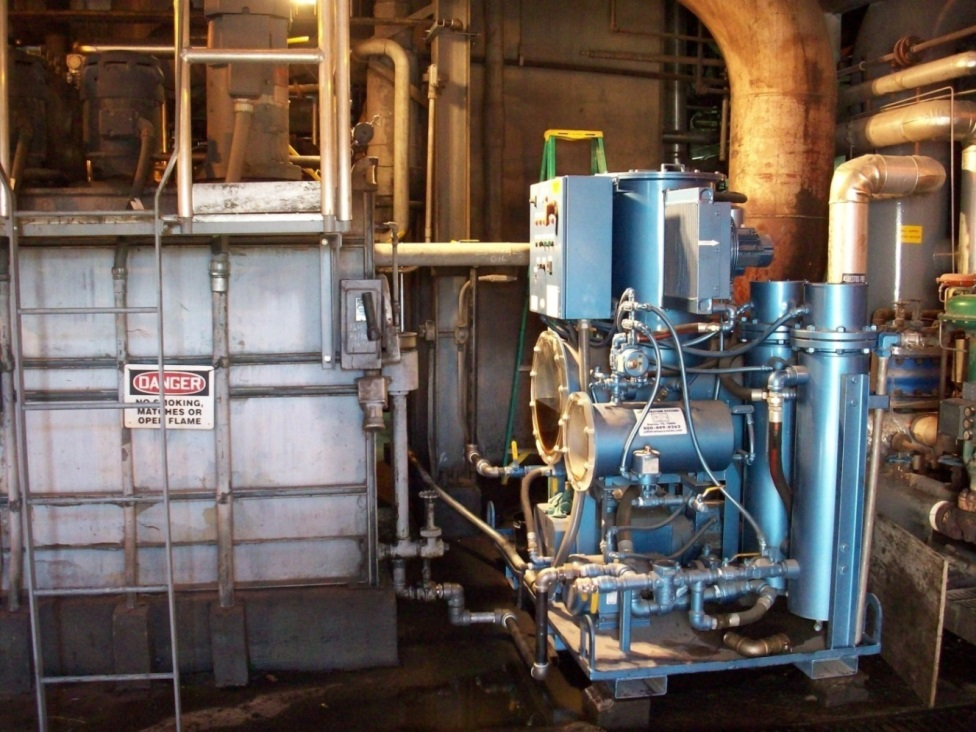 Оборудование для обессоливания нефти