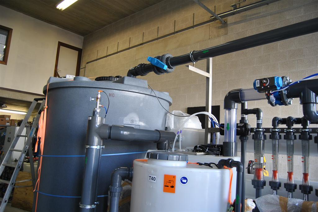 Электродегидратор для обессоливания и обезвоживания нефти