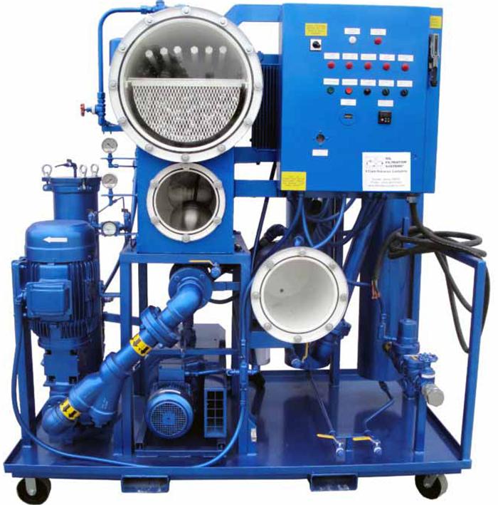 Электродегидратор для обработки нефти