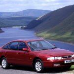 Mazda 626 GE: описание, технические характеристики, отзывы