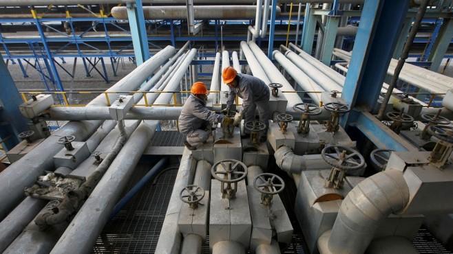 Транспортировка сырой нефти