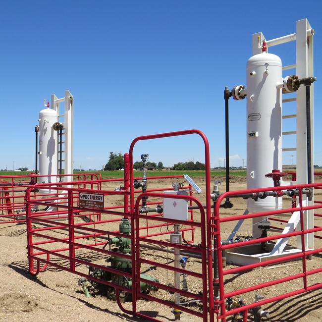 Нефтяные установки для сепарации