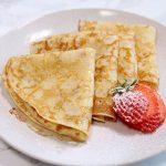 Блинчики без муки: рецепты приготовления