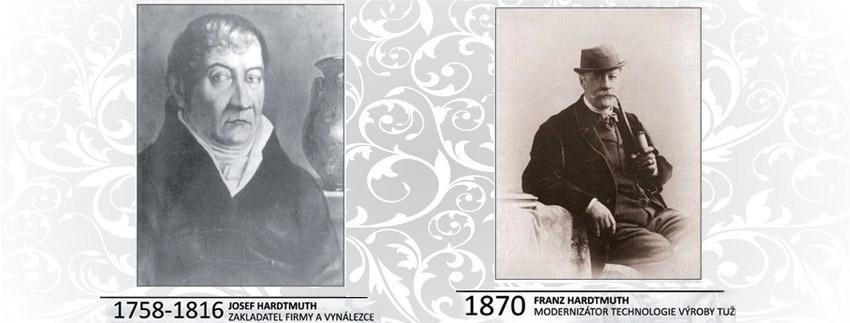 Йозей и Франц Хардмут