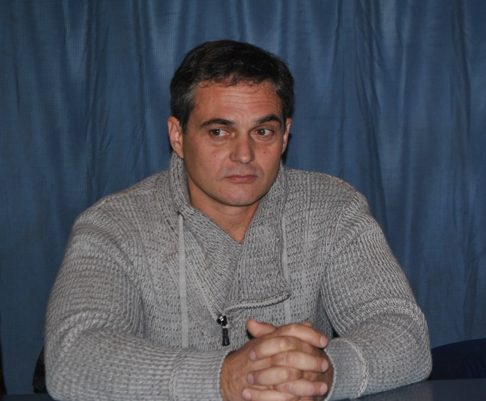 Каскадер Геннадий Яковлев
