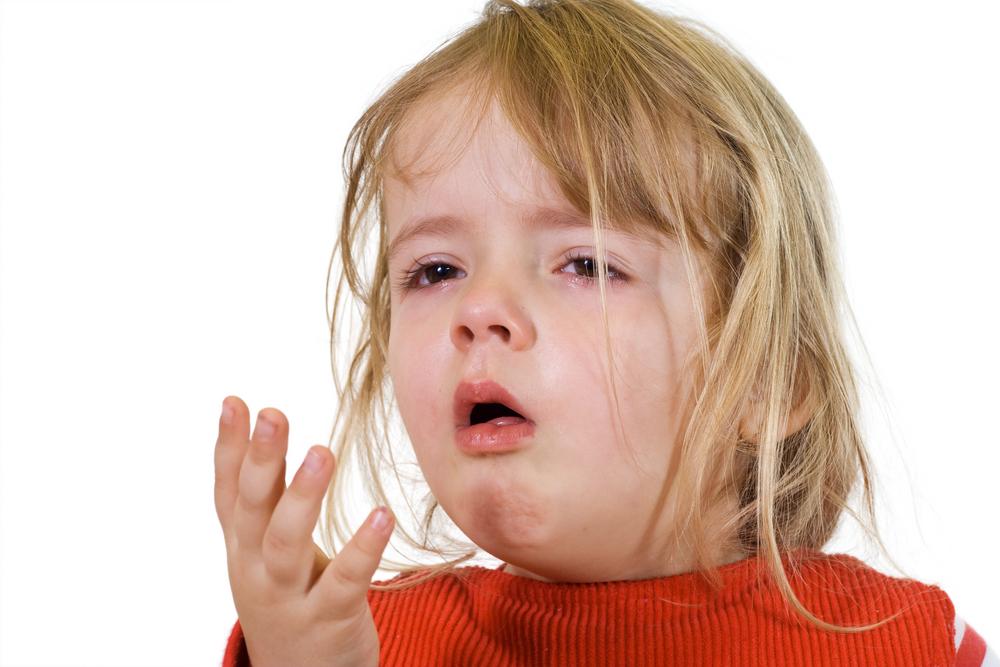 пневмония без кашля ребенка