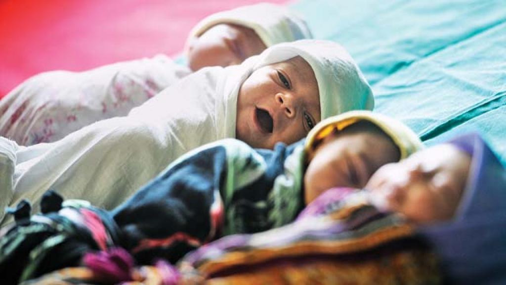 пневмония без температуры ребенка