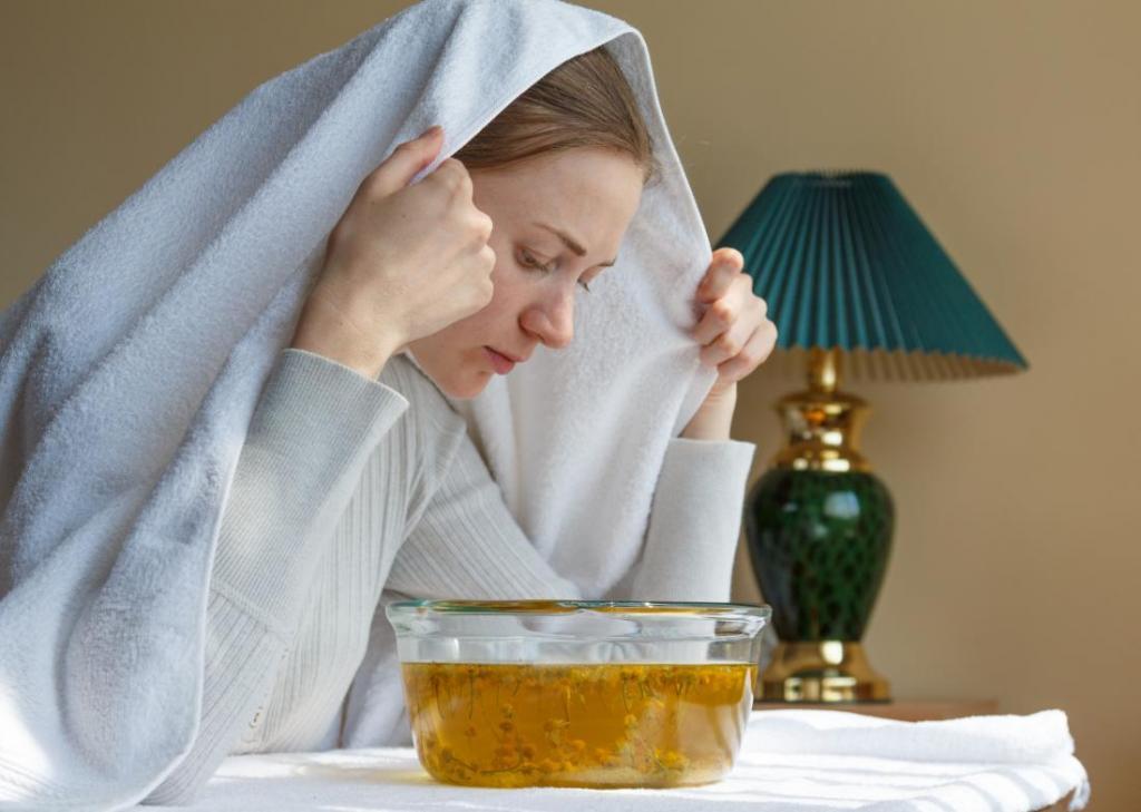 Воспаление слизистой оболочки носа лечение