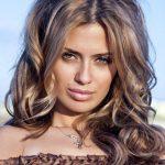 Виктория Боня: цвет волос, техника окрашивания, советы знаменитости по уходу за прядями