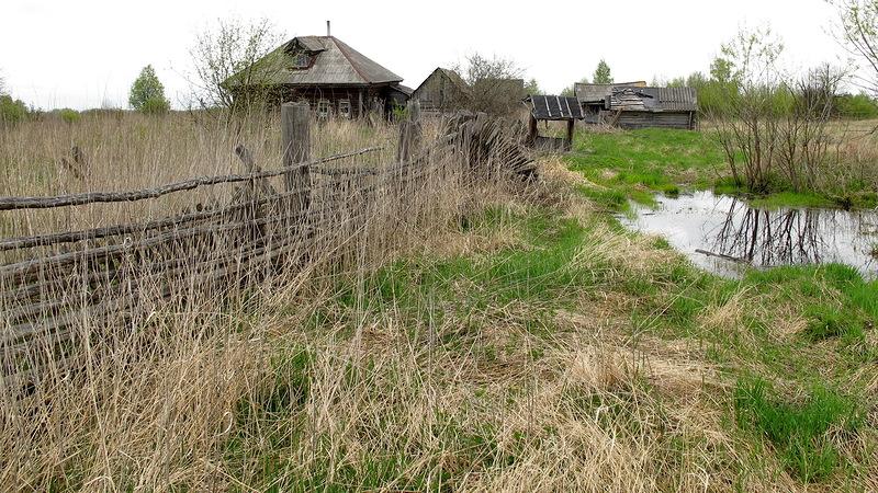 Бывшая деревня