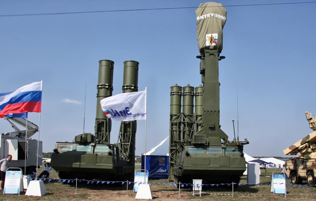 войска пво россии