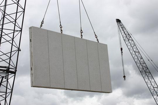 производство бетона и железобетона