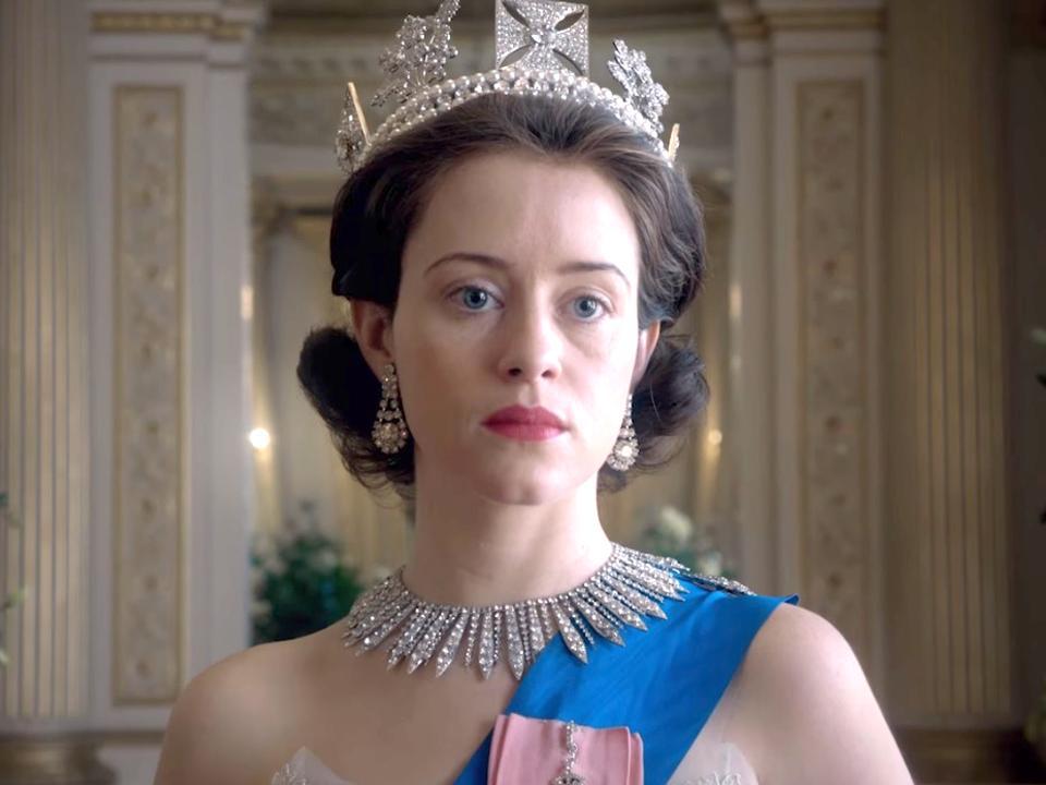настоящая королева.