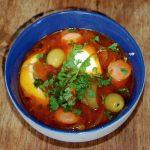 Простой рецепт солянки с колбасой и мясом
