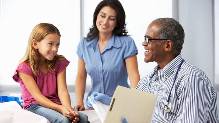 услуги семейных врачей