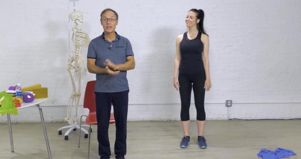 Упражнения по Стрельниковой под контролем врача