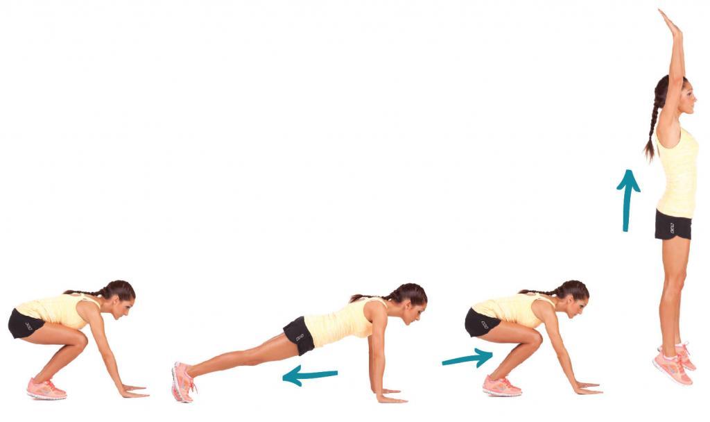 комплекс тренировок для мужчин
