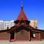Храм Серафима Саровского (Иваново) — краткое описание, адрес