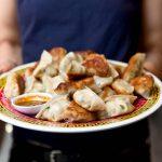 Пельмени с креветками: рецепт приготовления с фото