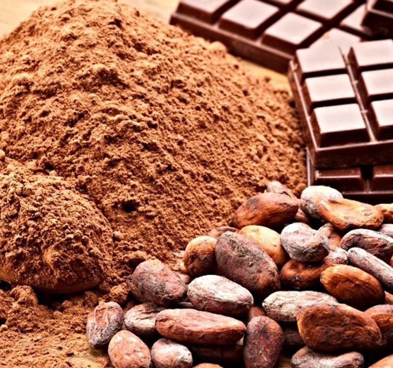 Какой шоколад вредный