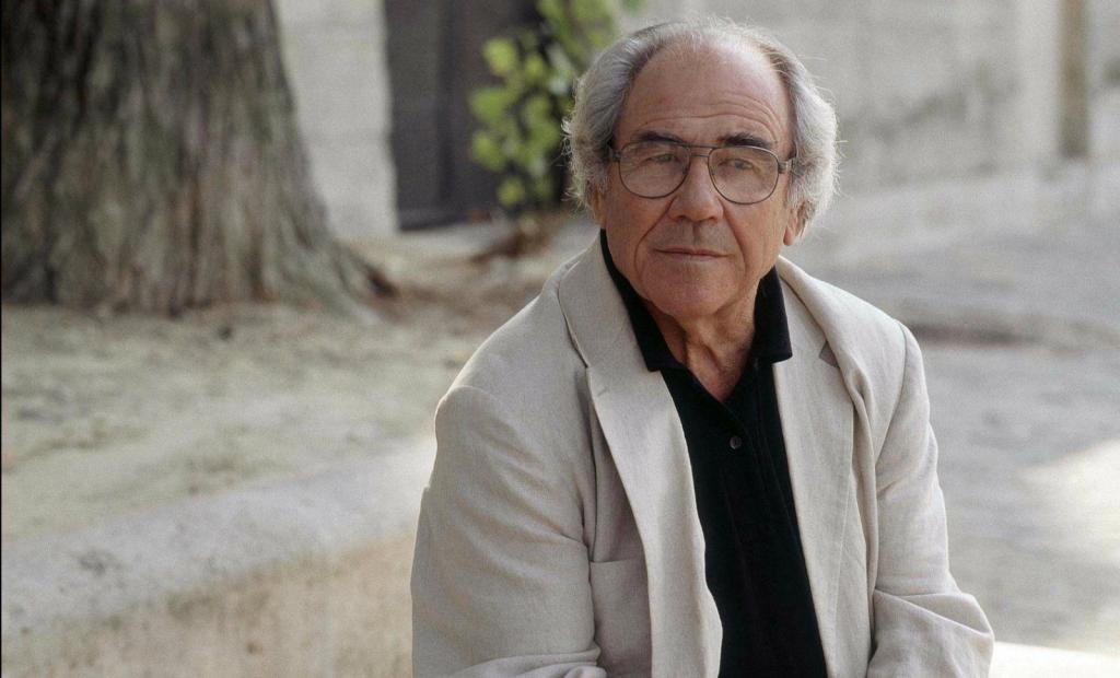 Писатель Ж. Бодрийяр