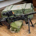 Пулемет Печенег буллпап: обзор, характеристика, фото
